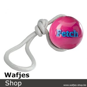 Orbee-Tuff Fetch Ball with Rope