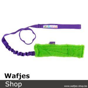 Floramicato Fluffy Nyam Long Green-Purple