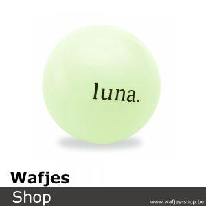 Orbee-Tuff Luna Ball White