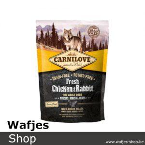 CARNILOVE - Fresh Chicken & Rabbit 1,5kg