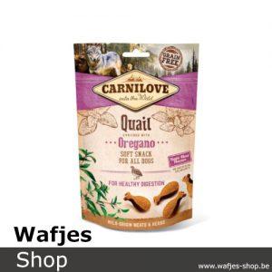 CARNILOVE - Soft Snack Quail with Oregano