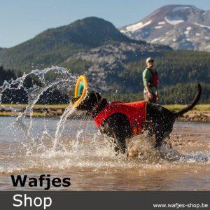 RuffWear FloatCoat Red Sumac