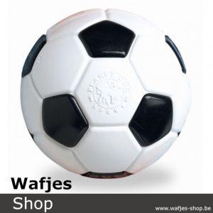 Orbee-Tuff Soccer Ball White