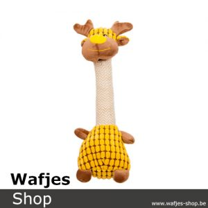 Velvetties Giraf