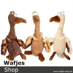 Velvetties Vogel