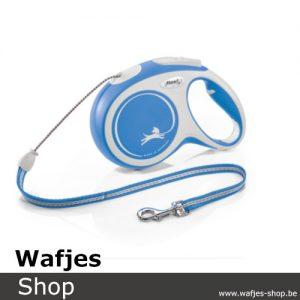 Flexi New Comfort Koord S Blauw