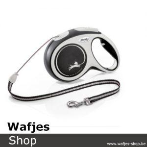 Flexi New Comfort Koord S Zwart