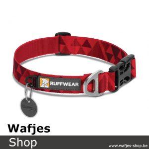 RuffWear-Hoopie-Collar-Red-Butte