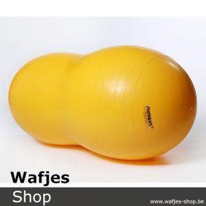 FitPAWS Peanut Yellow