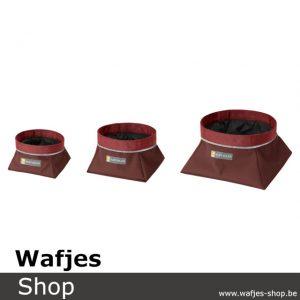 RuffWear Quencher Bowl fired brick