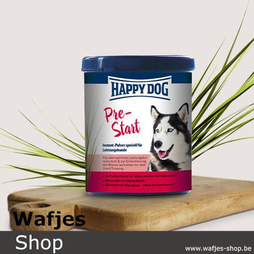 Happy Dog Pre-Start