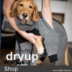 Dryup Body Zip.Fit Anthrazit